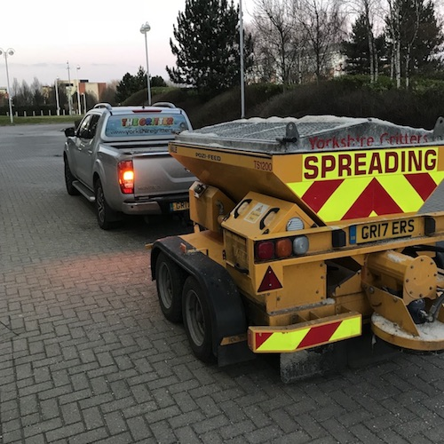 Yorkshire Gritters